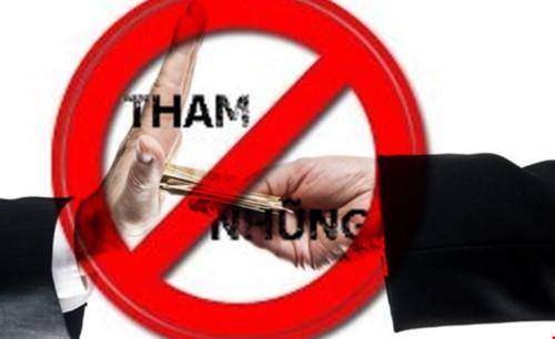 Tăng cường các biện pháp phòng ngừa tiêu cực, tham nhũng trong hoạt động công vụ