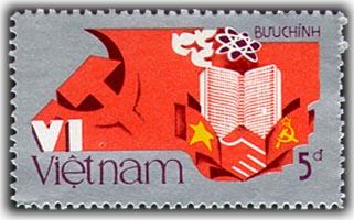 Thi tìm hiểu tem Bưu chính mừng Đại hội Đảng
