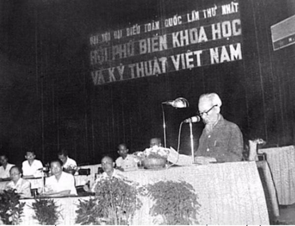 Kỷ niệm 128 năm Ngày sinh của Bác (19-5-1890 - 19-5-2018) Bác Hồ nói về sự nghiệp khoa học-kỹ thuật
